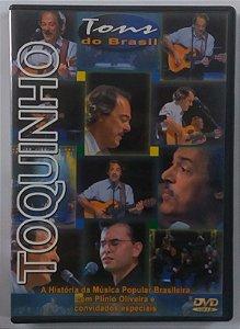 DVD Tom do Brasil - Toquinho