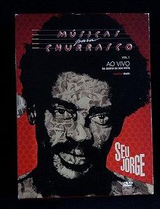 DVD Seu Jorge - Músicas para Churrasco