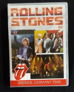 DVD The Rolling Stones - Bremen, Germany - 1998
