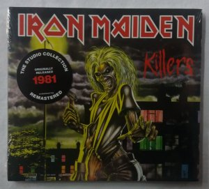 CD Iron Maiden - Killers