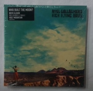 CD Noel Gallagher's high flying birds - Who built the moon?