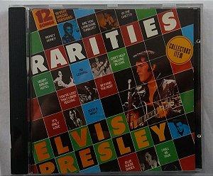 CD Elvis Presley - Rarities (importado)