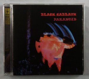 CD Black Sabbath - Paranoid