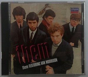 CD Them - Them Featuring Van Morrison - Importado