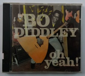 CD Bo Diddley - Oh Yeah !
