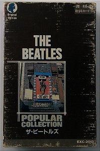 Fita Cassete The Beatles - Popular Collection - Importada Japão