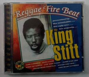 CD King Stitt - Reggae Fire Beat - Importado
