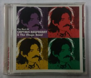 CD Captain Beefheart & The Magic Band - The best of - Importado