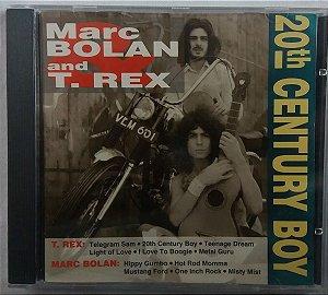 CD Marc Bolan and T. Rex - 20th Century Boy - Importado