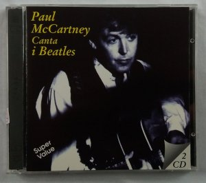 CD Paul McCartney canta i Beatles