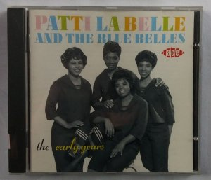 CD Patti La Belle and the Blue Belles - The early Years