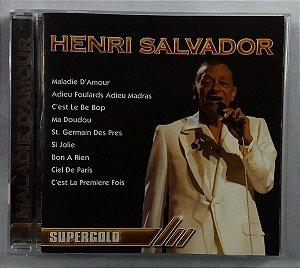 CD Henri Salvador - Supergold (coletânea)