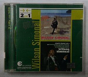 CD Wilson Simonal - 2 em 1 - Alegria, Alegria - Vol. 2 e 4