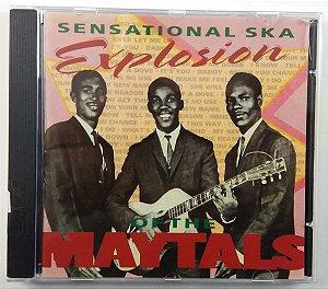 CD The Maytals - Sensational Ska Explosion