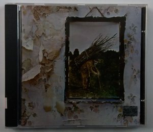 CD Led Zeppelin - Led Zeppelin 4