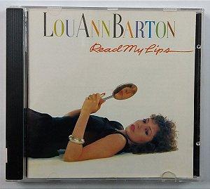 CD Lou Ann Barton - Read my lips