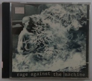 CD Rage Against the Machine - Rage Against the machine