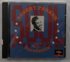 CD Robert Parker - Barefootin