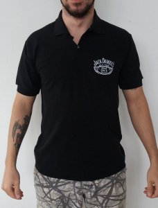 Camiseta polo Jack Daniel's