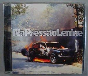 CD Lenine - Na pressão Lenine