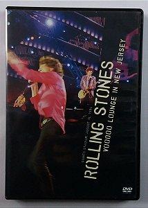 DVD The Rollin Stones - Voodoo Lounge in New Jersey