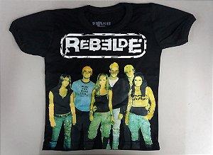 Camiseta infantil - Rebeldes