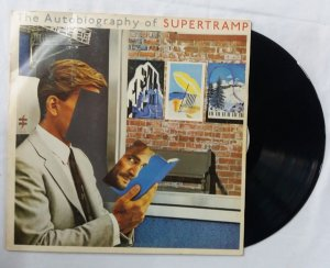 Disco de Vinil - Supertramp - The autobiography of Supertramp