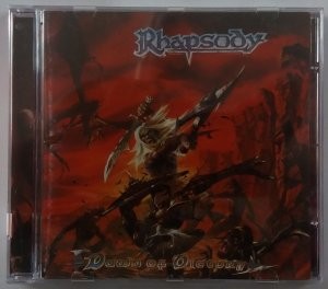 CD Rhapsody - Dawn of Victory