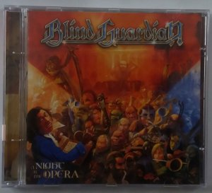 CD Blind Guardian - A night at the Opera