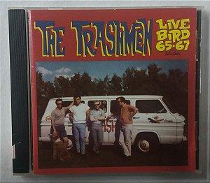 CD The Trashmen - Live Bird 65-67