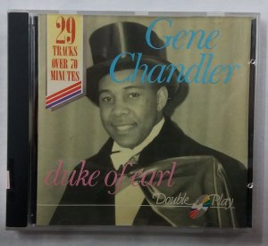 CD Gene Chandler - Duke of Earl - double play