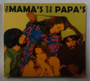 CD The Mama's and the Papa's