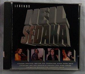 CD  Neil Sedaka - Legends