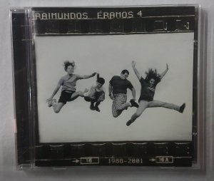 CD Raimundos - Éramos 4