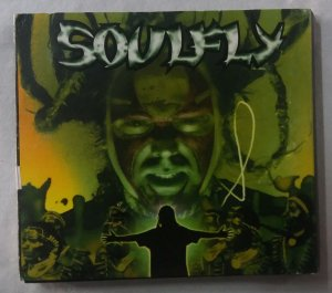 CD Soulfly - Soulfly