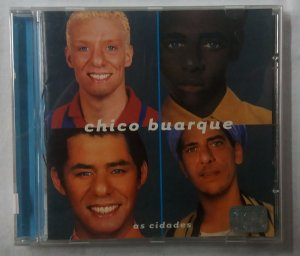CD Chico Buarque - As cidades