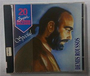 CD Demis Roussos - 20 Super Sucessos