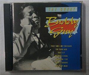 CD Buddy Guy - The Great Buddy Guy - Importado