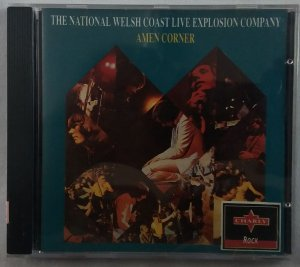 CD Amen Corner - The National Welsh Coast Live Explosion Company - Importado
