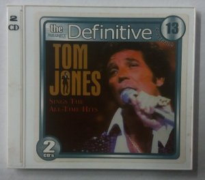 CD Tom Jones - The Definitive Collection