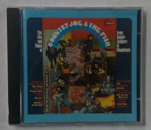 CD Country Joe and the Fish - The Life and the Times Of - Importado