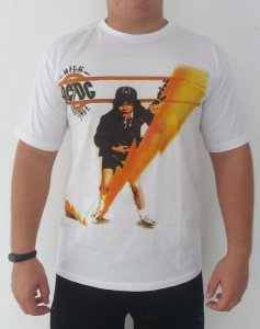 Camiseta AC DC- High Voltage