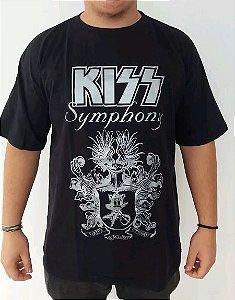 Camiseta Kiss - Symphony