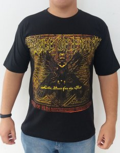 Camiseta Cradle Of Filth - Live Bait for the Dead