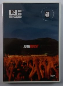 DVD Jota Quest - Ao Vivo