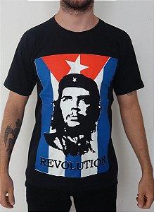 Camiseta Che Guevara - Revolutión