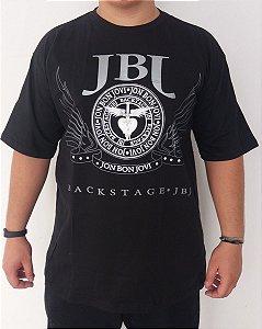 Camiseta Jon Bon Jovi - Backstage