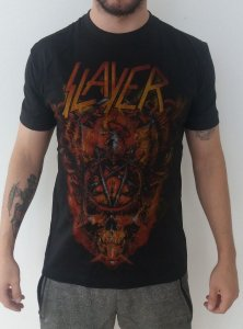 Camiseta Slayer - Greatest Hits