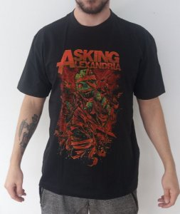 Camiseta Asking Alexandria