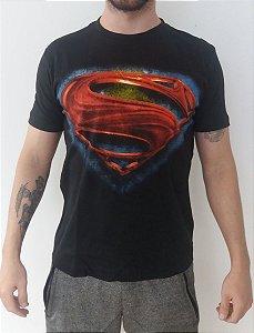 Camiseta Superman - Símbolo